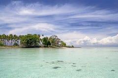 Tropical Island Paradise Royalty Free Stock Image