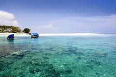 Tropical Island and Sea Stock Photos