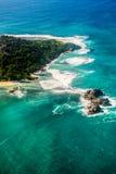 Tropical island. The Seychelles Stock Photo