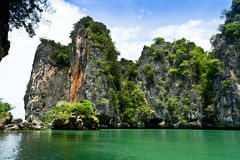 Tropical island, Thailand Stock Images