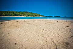 Tropical island in Thailand Royalty Free Stock Photography