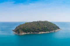 Tropical island of Thailand Royalty Free Stock Images