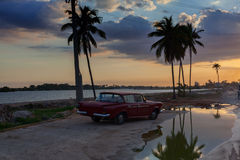 Tropical island. Trip. Varadero Royalty Free Stock Image