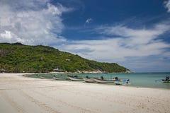 Tropical island Stock Image