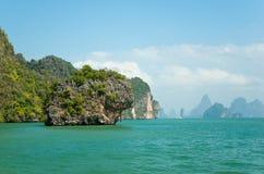 Tropical islands Stock Image