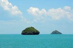 Tropical islands. Near Malaysia / Asia Stock Images