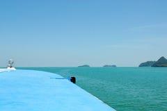 Tropical islands. Near Malaysia / Asia Royalty Free Stock Photos