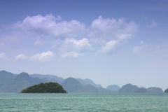 Tropical Islands. Islands of Langkawi, Malaysia stock images