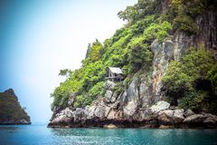 Tropical islands of the Andaman Sea Stock Photography