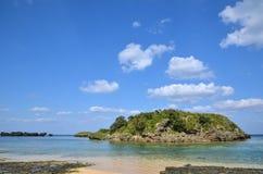 Tropical islands Stock Photos