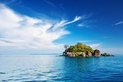 Tropical islands, Thailand Royalty Free Stock Photo