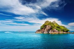 Tropical islands, Thailand Royalty Free Stock Photos