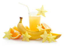 Tropical juice Stock Photography