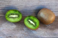 Tropical juicy fruit kiwi Royalty Free Stock Photo