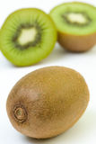 Tropical kiwi fruit Stock Images