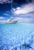 Tropical Lagoon Royalty Free Stock Image