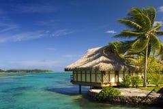 Tropical lagoon Royalty Free Stock Photography