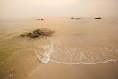 Tropical landscape of Hua Hin Stock Image