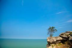 Tropical landscape of Hua Hin Royalty Free Stock Image