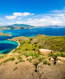 Tropical landscape Indonesia Stock Photography