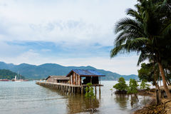 Tropical landscape of Koh Chang Stock Photography