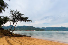 Tropical landscape of Koh Chang Stock Photo