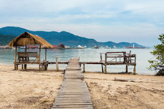 Tropical landscape of Koh Chang Royalty Free Stock Photo