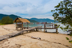 Tropical landscape of Koh Chang Stock Photos