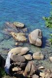 Tropical landscape Stock Photo