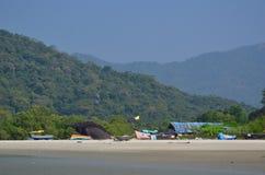 Tropical lanscape Stock Photo