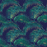 Tropical Leaves Background Royalty Free Stock Image