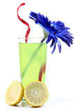 Tropical lemonade Stock Photos