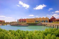 Tropical luxury hotel resort Stock Photos
