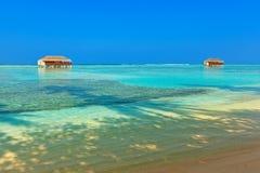 Tropical Maldives island Royalty Free Stock Image
