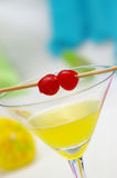 Tropical Martini Stock Images