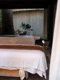 Tropical Massage stock photos