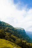 Tropical mountains Royalty Free Stock Photography