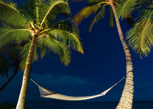 Tropical Night Sky Royalty Free Stock Photos