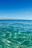 Tropical Ocean Royalty Free Stock Images
