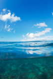 Tropical Ocean Royalty Free Stock Photo