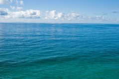 The tropical ocean Stock Images