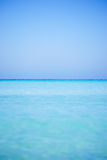 Tropical ocean Background Royalty Free Stock Image