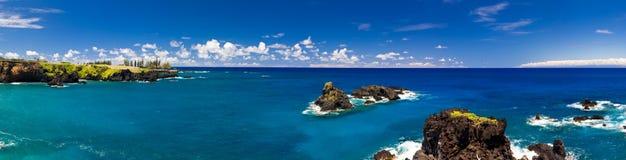 Tropical Ocean Coastline Stock Photo