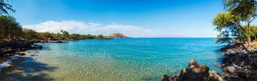 Tropical Ocean Panorama Stock Photos
