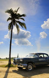 Tropical Oldtimer Royalty Free Stock Photo