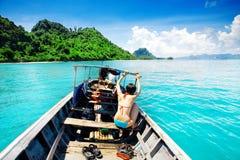 Tropical paradise Royalty Free Stock Image