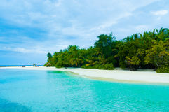 Tropical paradise 2 Royalty Free Stock Photography