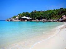 Tropical paradise. Fantastic beach of Raya Island, Thailand Royalty Free Stock Photography