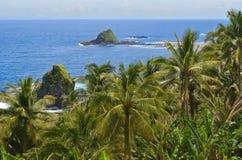 Tropical Paradise royalty free stock photo