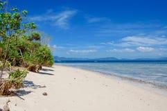 Tropical Paradise on Palawan, Phillipines royalty free stock image